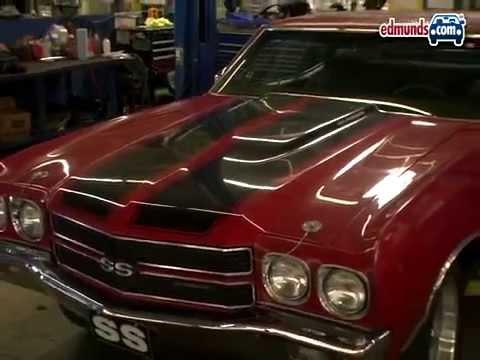Fast & Furious 4: Chevy Chevelle SS 454 | Edmunds.com ...
