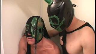 Incoherence (Hallowicked & Delirious] Promo [CHIKARA Young Lions Cup IV]