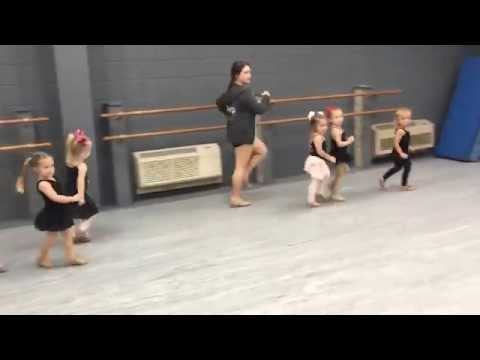 Second Year Babies Tap Class