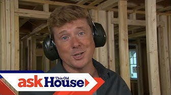 How to Select and Use Hearing Protection | Ask This Old House