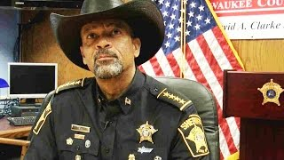Sheriff David Clarke Under Investigation For Dead Prisoner