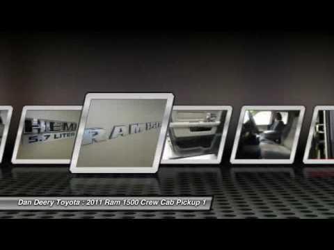 2011 ram 1500 cedar falls ia u10293a youtube. Black Bedroom Furniture Sets. Home Design Ideas