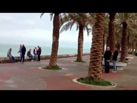 Walking around Kuwait City