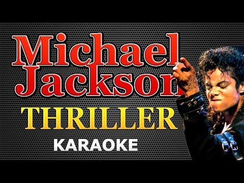 Michael Jackson - Thriller LYRICS Karaoke