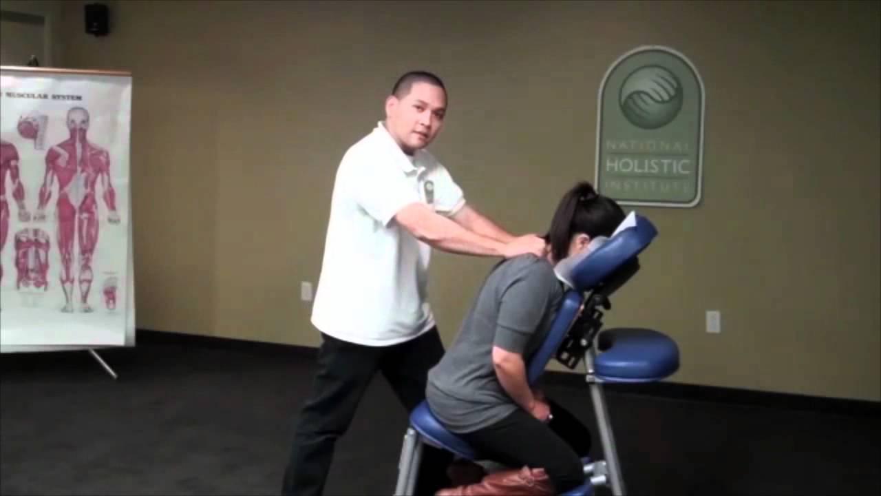Korrekt kropsmekanik til massageterapeuter Nhi Guy-2899
