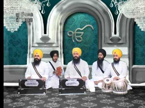 Daras Pyas Mero Mann  Preet Hamari Lagi  Bhai Gurpreet Singh Ji Baba Bakala  Shabad Gurbani