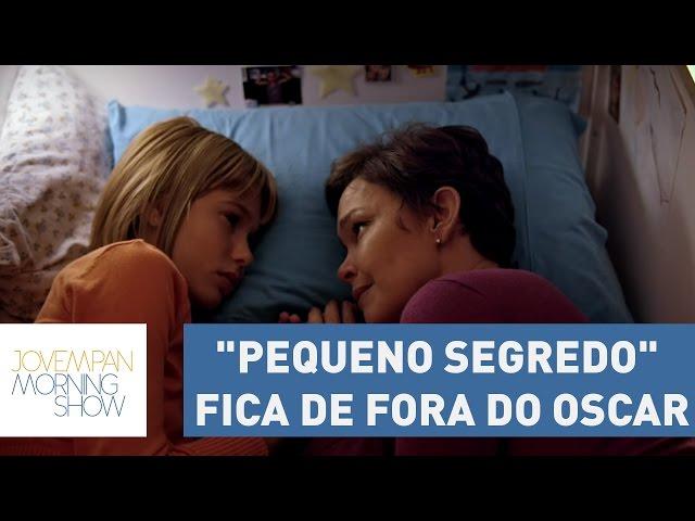 """Longa brasileiro """"Pequeno Segredo"""" fica de fora da disputa do Oscar"""