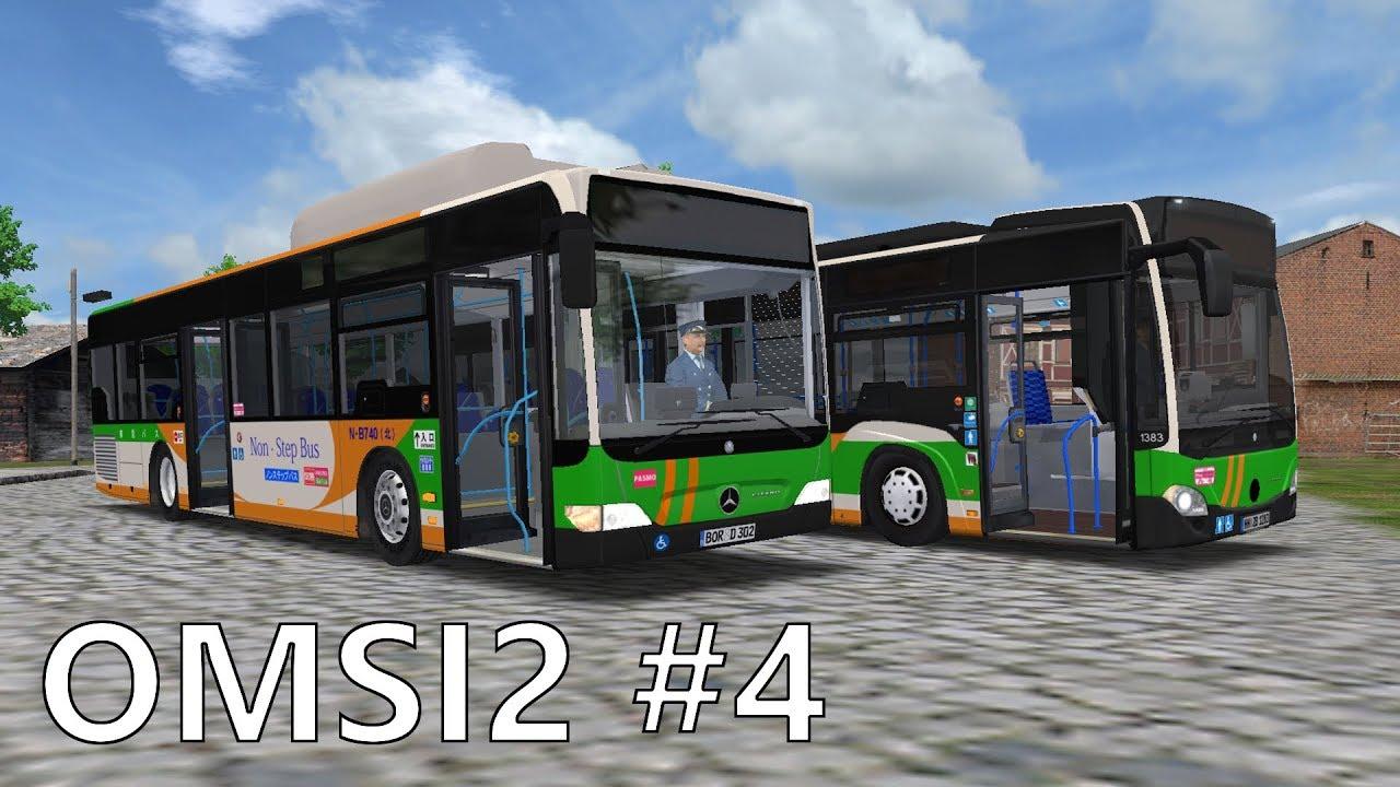 都営バス仕様にしたベンツ・シターロを運転【OMSI2】 - YouTube