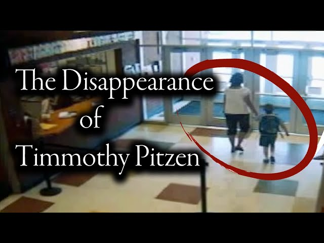 The Disappearance of Timmothy Pitzen