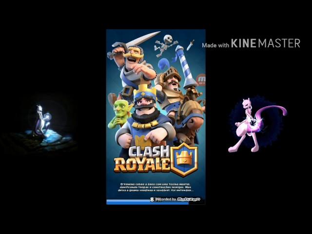 Finalmente arena 6 - Clash Royale #4