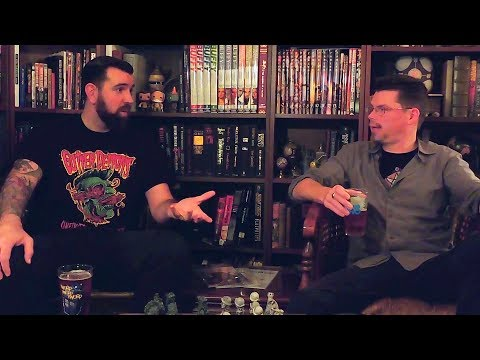 Drinking with Comics: After Hours - A 'Preacher' Discussion