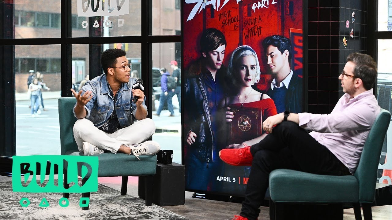 Chance Perdomo On Part Ii Of Netflix S Quot Chilling