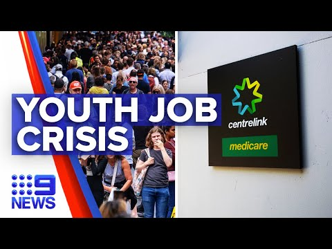 One in five young people without work in Sydney | 9 News Australia