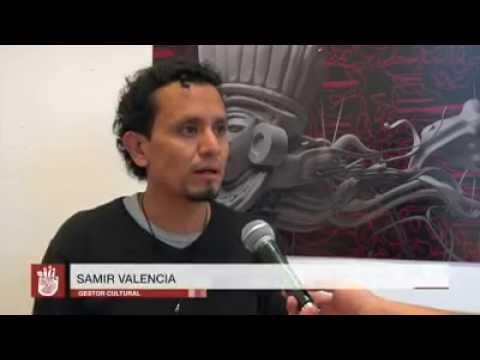 Samir Valencia, Gestor cultural, habla sobre el RUAC
