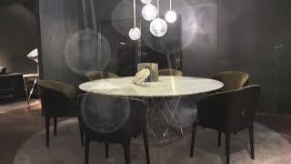Marelli Milan fair I Saloni video furniture sofa 2018