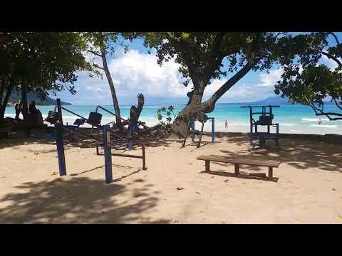 Plaja Beau Vallon, Seychelles