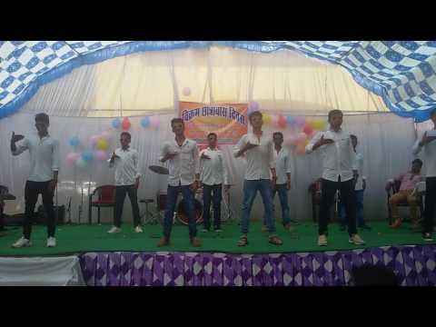 Hostel Day 2017 (vikram Hostel Jabalpur) Mime dance