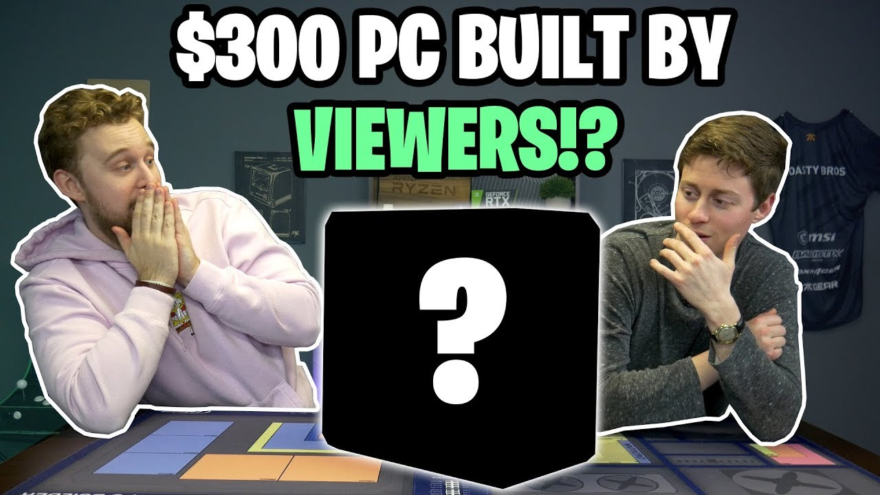 Download Our Viewers Built A GAMING PC For Us To GIVEAWAY!?