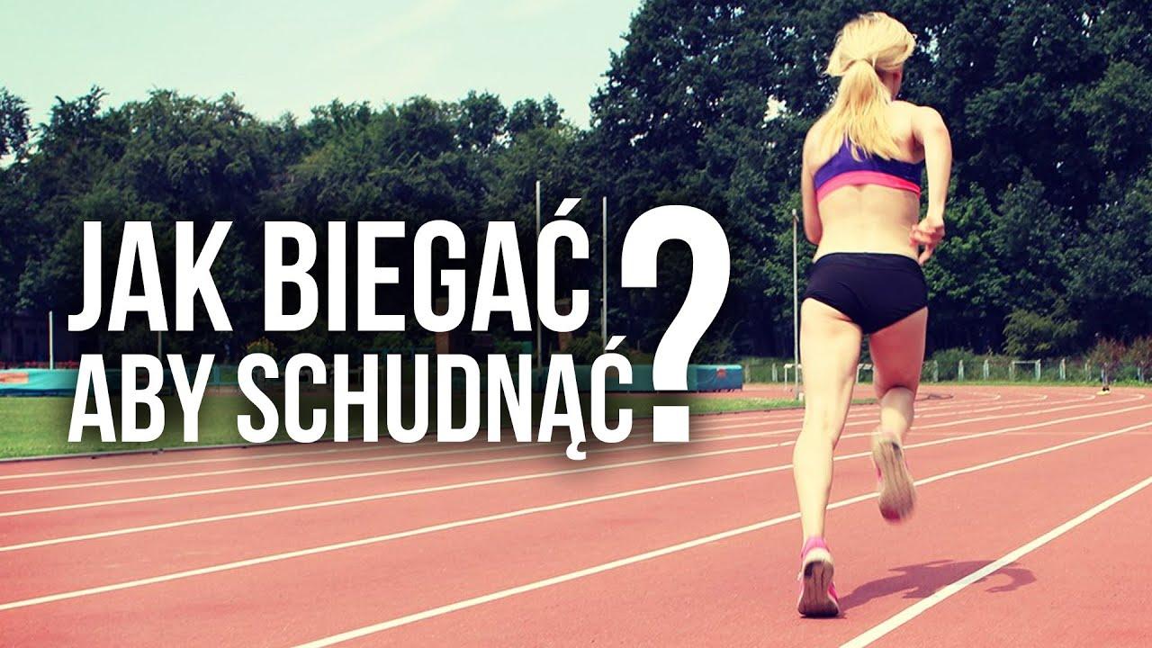 Bieganie jak biegać zeby schudnąć