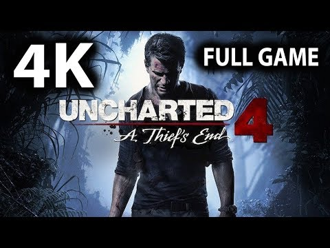 Uncharted 4 Remastered