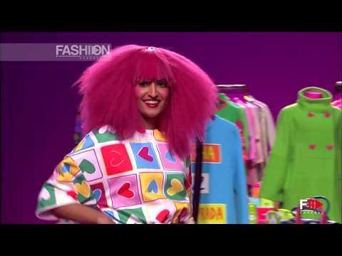 AGATHA RUIZ DE LA PRADA MB Madrid Fashion Week Full Show HD Fall 2014 2015 by Fashion Channel