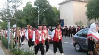 MACAO BAND & KUD Podinarje Lištani - Dika sa Dinare / OFFICIAL VIDEO