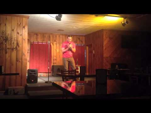 Will Matthews comedy at DiDonnas in Saratoga 10 25 13
