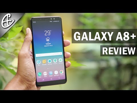 Samsung Galaxy A8+ | A8 Plus (2018) Review - 8+ Greater Than 1+ ??