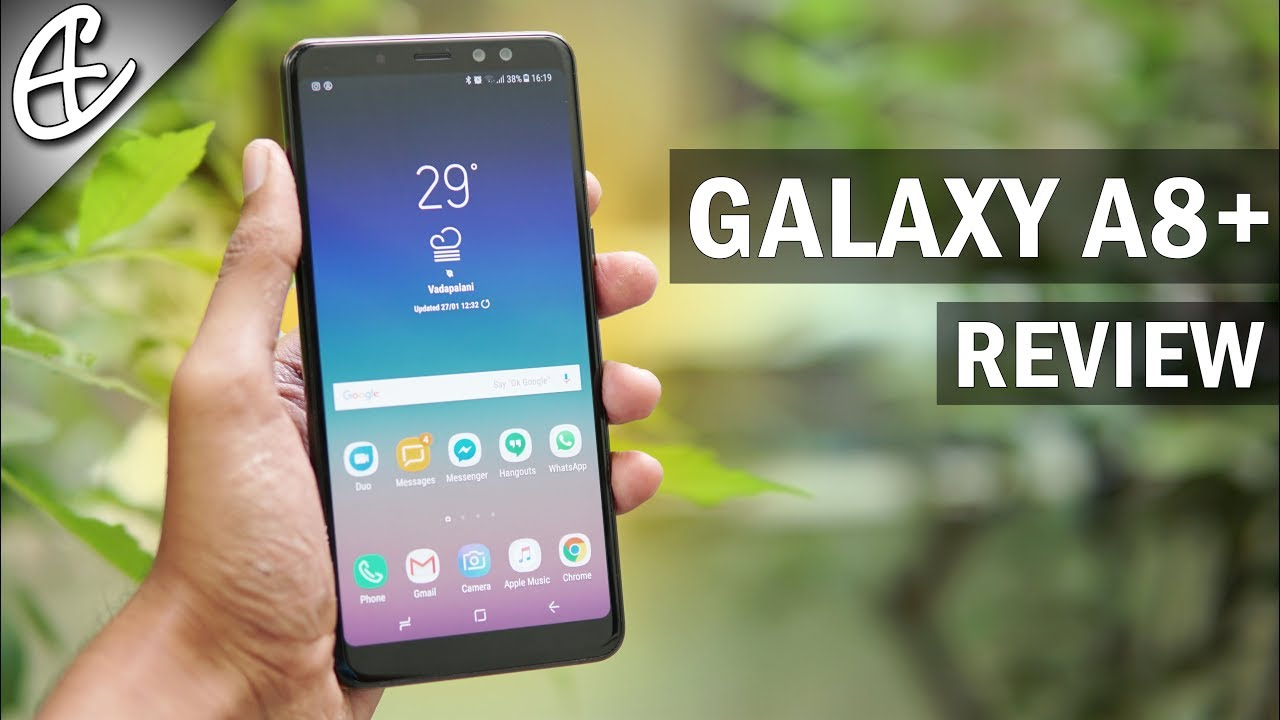 Samsung Galaxy A8 Plus 2018 - Después de 1 semana de uso