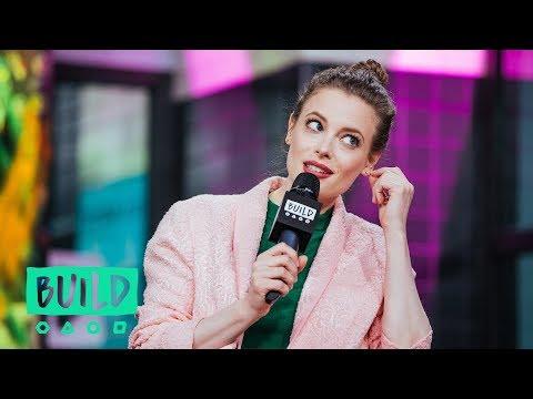 "Gillian Jacobs' High Performance In ""Ibiza"""