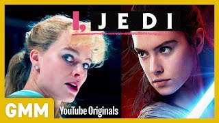 TRAILER MASH: The Last Jedi + I, Tonya