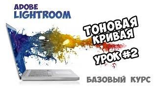 lightroom с самого начала - #02 Тоновая кривая (Tone curve)