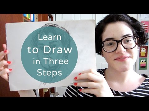 Learn to Draw in 3 Steps