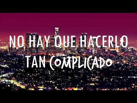 ♡ C O M P L I C A T E D ♡  Dimitri Vegas & Like Mike ft. Kiiara & David Guetta (Español)