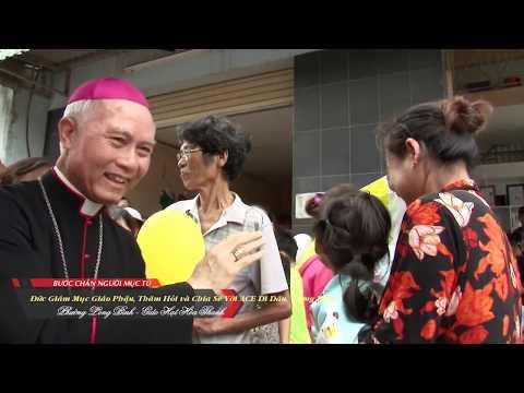 BCMT - Đức Giám Mục Giáo Phận Thăm Hỏi Và Chia Sẻ Với ACE Di Dân, Lương Dân - Giáo Hạt Hòa Thanh