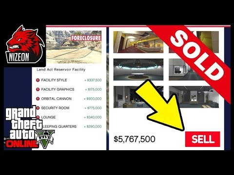 HOW TO SELL YOUR FACILITY IN GTA 5 ONLINE