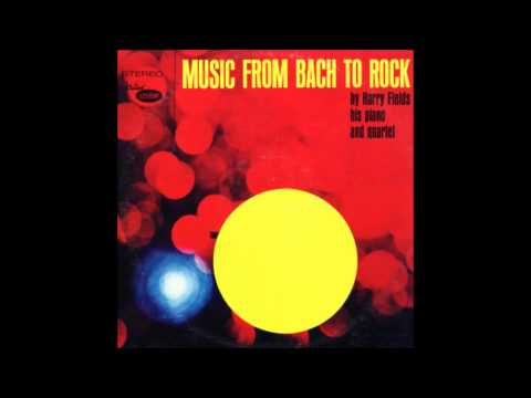 "Harry Fields ""Bach To Rock"" 1966 INDUSTRIAL Gas Co. FULL ALBUM Shelly Manne & Barney Kessel"