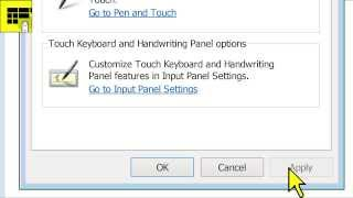 ZoomText 10.1 for Windows 8 Tips & Tricks # 1 - Fixing Menu orientation on Touch Screen devices
