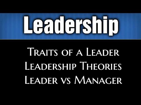 8. Leadership|Leadership Styles| Leadership Theories| Successful Versus Effective Leaders|MCQs