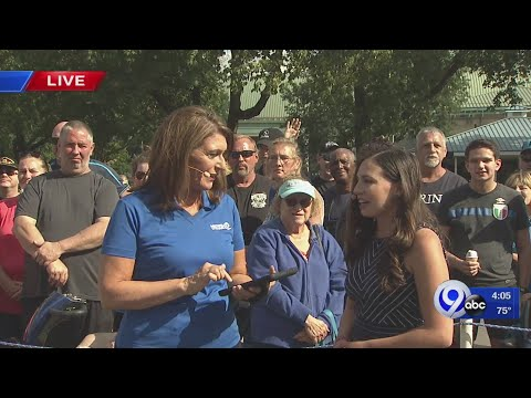 NewsChannel 9 First At Four: Albany Correspondent Corina Cappabianca
