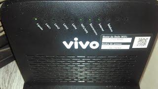 Como mudar o nome da rede wifi do Modem Mitrastar da Vivo