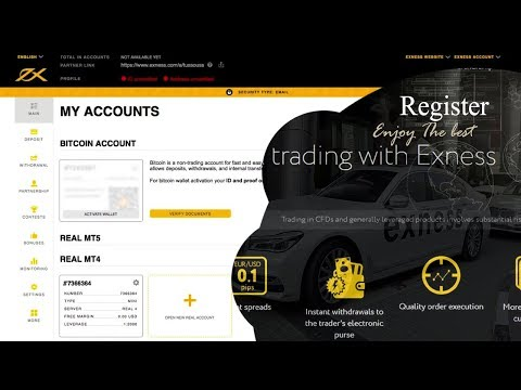 register-account-with-exness-step-by-step