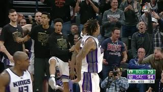 Quarter 4 One Box Video :Kings Vs. Celtics, 2...
