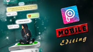Whatsapp lover photo editing | Social media editing | Picsart tips