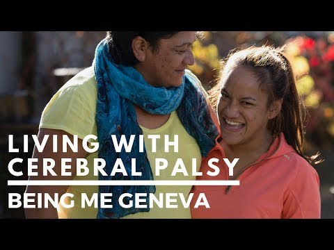 Living with Cerebral Palsy: Geneva's Story