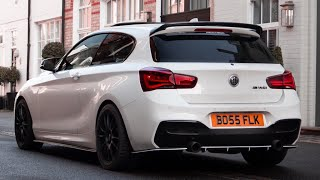 464 BHP JB4 BMW M140i with LOUD DECAT EXHAUST Trolling A45 & R8 *MUST SEE*