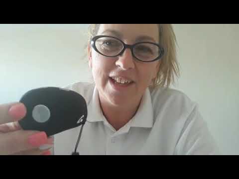 GPS Locator & 2 Way Calling Personal Pendant
