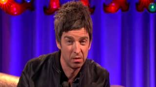 Noel Gallagher Interview + 'Riverman' (Alan Carr: Chatty Man) 1st May 2015