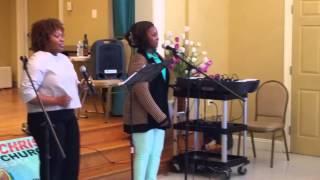 Satan Tu Es Vaincu - Groupe Psaumes 150 | Culte du 12 Avril 2015