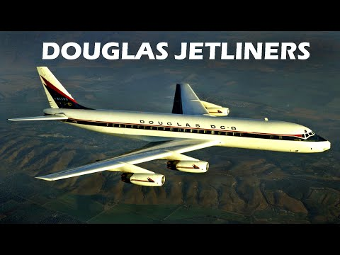 DOUGLAS AIRLINERS - Part 3 of 3